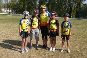 mon petit groupe : Alexandre, Pablo, Victor et Tristan