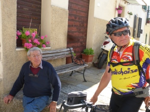 Jacques avec Virgilio