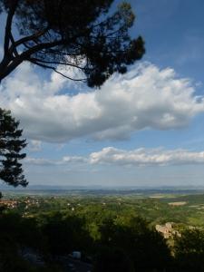 ciel de Toscane