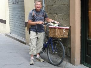 Jacques et son nouveau vélo