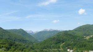 Paysages des Alpes Apuanes