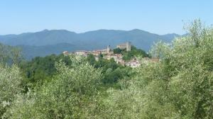 village d'Emilie Romagne