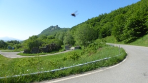 Lacets du Passo Tamorllo