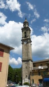 Eglise Génoises (on est assez proche de la ville de Gènes)
