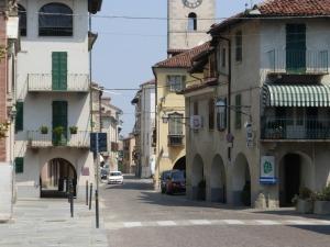 village typique avant Salluzo